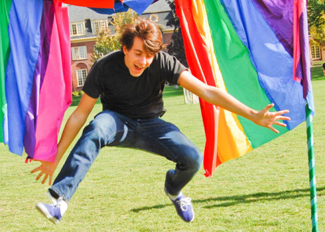Whitman GLBTQ, Coalition Against Homophobia hold own Coming Out Day celebration