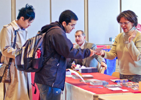 College Fair supports students looking for life after college