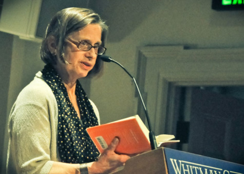Visiting writer Lydia Davis comes to Whitman