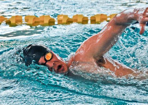 Whitman swimmers rout Pacific University Boxers
