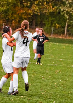 Whitman women's soccer season ends with win