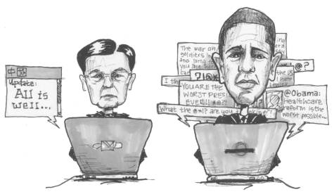 Reflections on Obama's visit to China