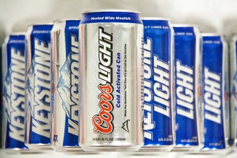 Keystone brews can of controversy