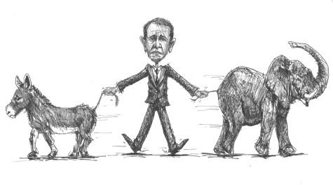 Obama's problem of polarization