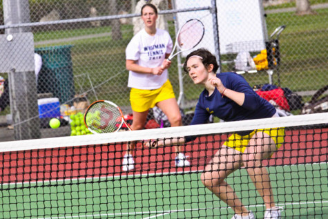 Women's tennis greeted with disappointing loss after Pacific sweep
