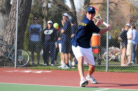 Whitman men's tennis look to continue win streak