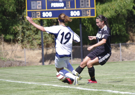Whitman women's soccer alive and kicking