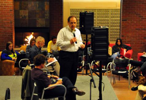 Town Hall Meeting Highlights Enrollment Pressure