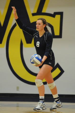 Sideout: Whitman volleyball team struggles