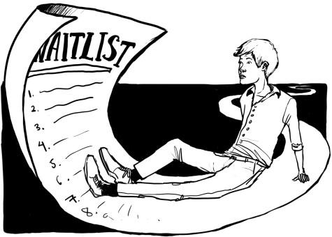 Waitlist system strives to meet student, professor needs