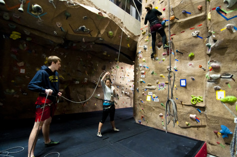 Club provides greater opportunities for climbers