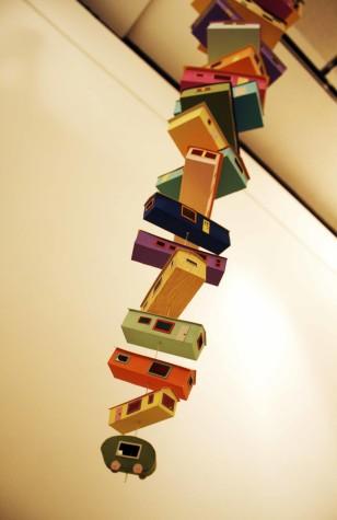 Installation by Jea Alford.  Photo Credit: Julia Bowman