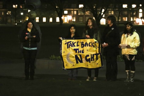 Letter to the Editor: Take Back the Night