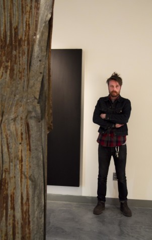 Visual artist looks to hone skills beyond Whitman