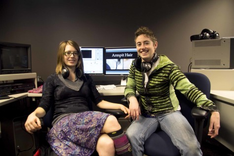 Documentary work on armpits inspires young filmmakers