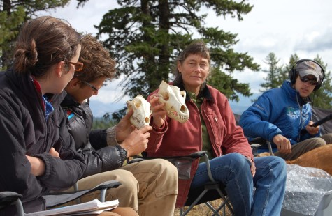 Whitman in the Wallowas gives students hands-on experience with environmental issues