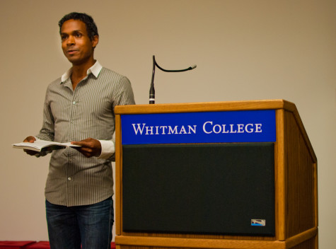 David Chariandy brings powerful cultural perspectives to campus