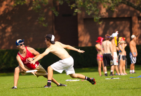 Fun, first-years invigorate fall UItimate season