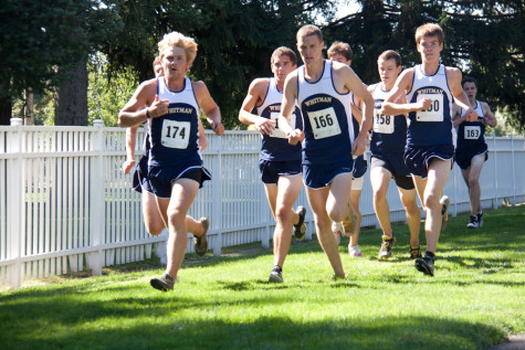 XC kicks off season with twin sweep, deep roster