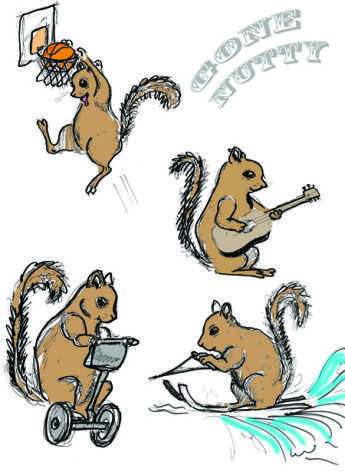 Squirrely Songs