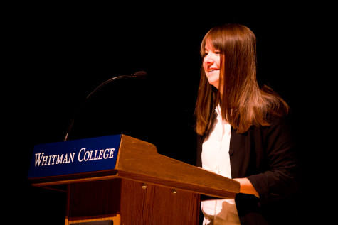 Author Anne Fadiman's lecture adds perspective, wraps up first-year summer read program