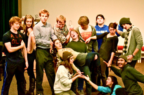 New 'Unpretentious' group offers improv participation to all
