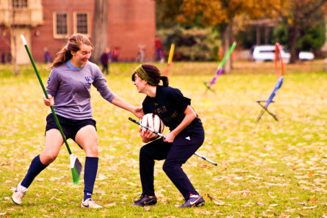 Quidditch comes to Whitman