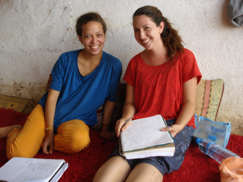 Alex Norman's Study Abroad Blog: Friends