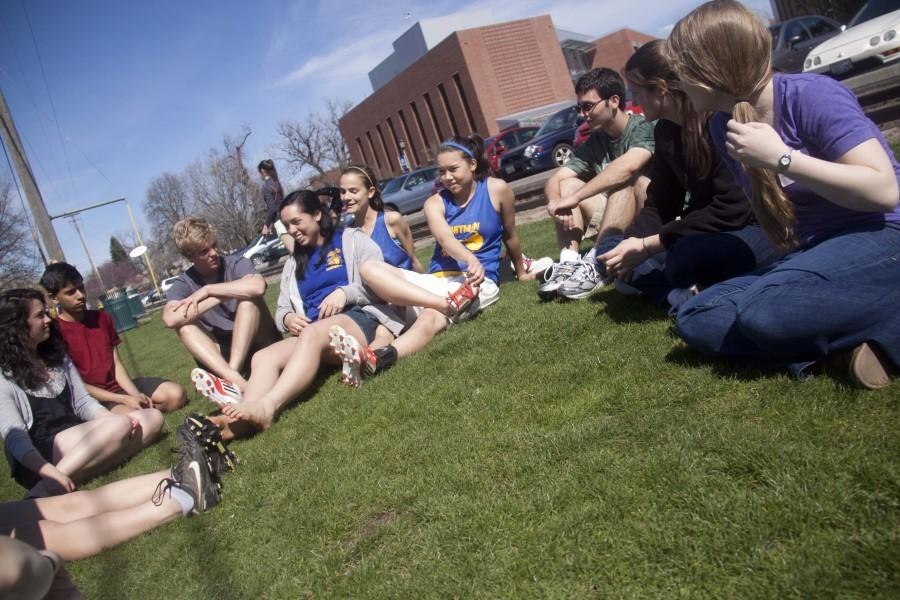 Admitted Students Day offers slice of Whitman experience