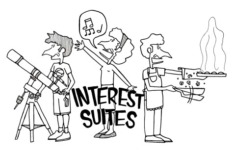 New interest suites to help upperclassmen engage in campus community