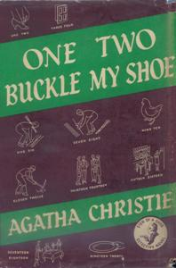 """One, Two, Buckle My Shoe"" by Agatha Christie"