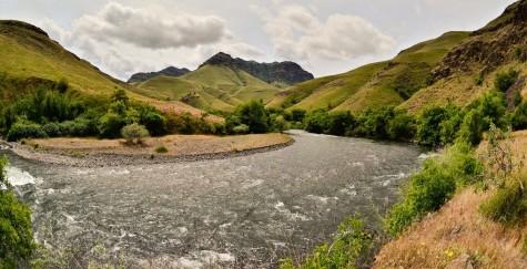 Horse Creek, Imnaha Canyon