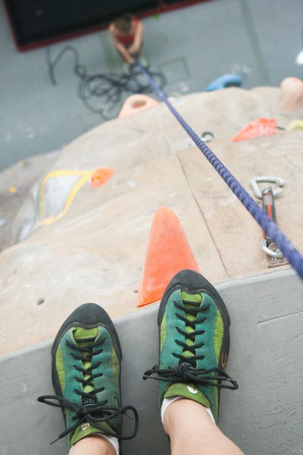 Whitman follows through with climbing remodel