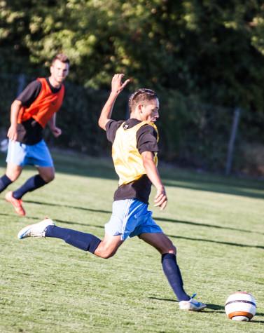 First-Year Profile: Marcos Medina