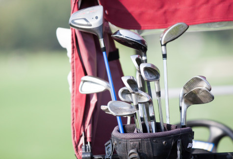 Alumni, students link up at W Club golf tournament