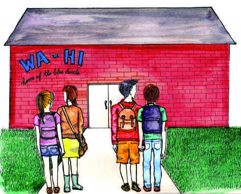 Local high school students push back against bullying, spread awareness with GSA