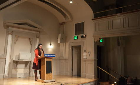 Johanna Stoberock explores fictional worlds during Visiting Writers Reading Series