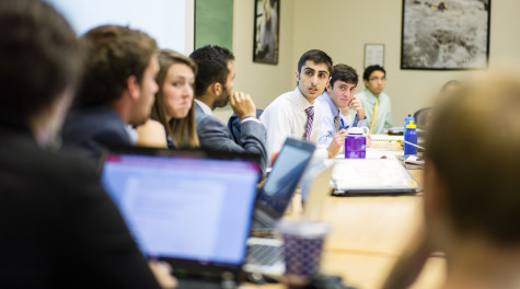 ASWC Senate convenes for year's first official meeting in Memorial