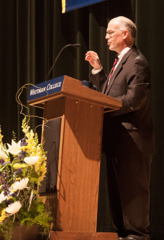 David Brooks lecture discusses elections, political climate through moral lens