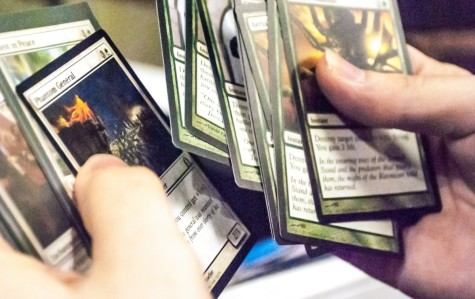 Magic: The Gathering––A Game's Origins and Influence at Whitman College