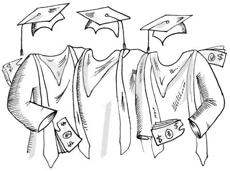 Senior Fund Prepares Seniors for Life as Alumni