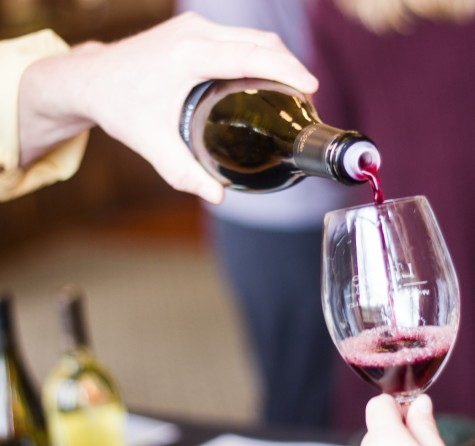 Wine sparks academic pursuit