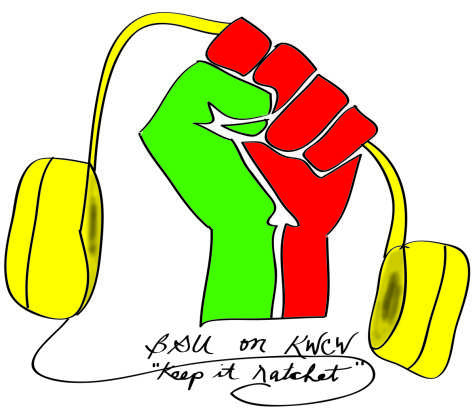 Black Student Union Hosts 'Ratchet' Radio Show