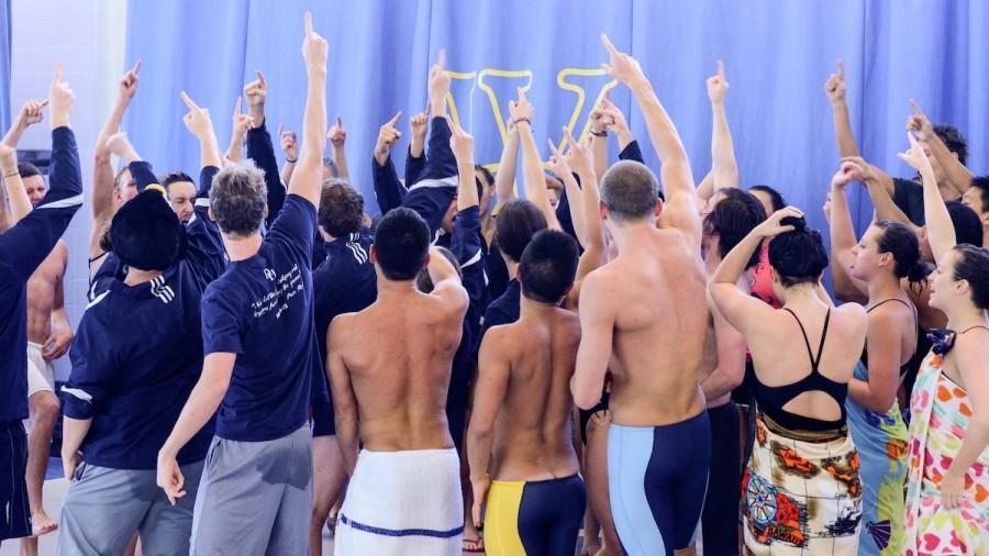 Senior Day Swim Meet