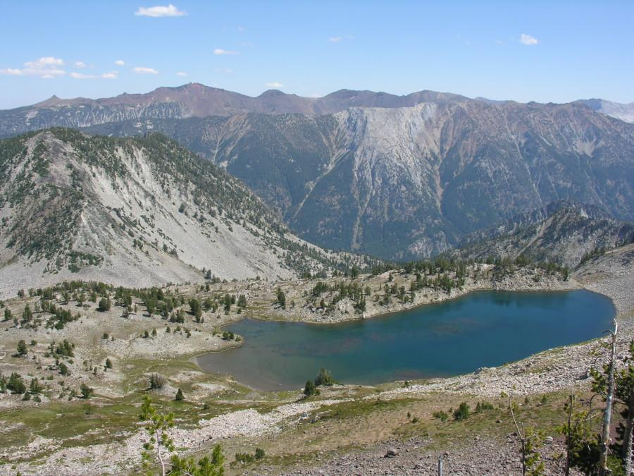 Eagle Cap Wilderness Lookout