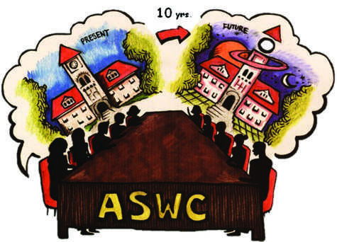 ASWC Forms New Committee to Discuss Long-Term Goals