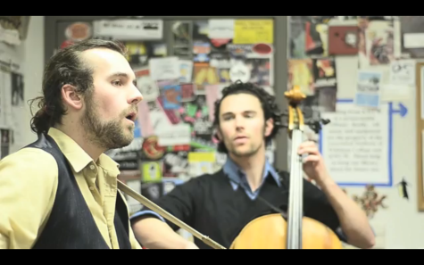 Tall Heights Musical Duo Shares Original Song