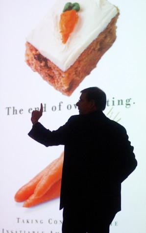 Panel Ruminates on Food at Global Studies Symposium