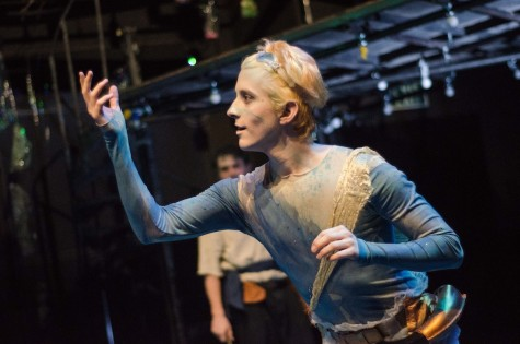 Stars Behind the Scenes Propel 'The Tempest'