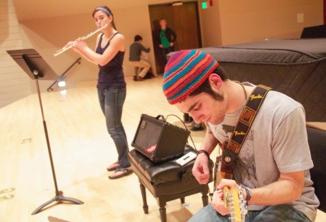 Upcoming Concert Highlights Student Composers' Work